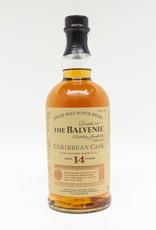 Spirits-Whiskey-Scotch-Single-Malt The Balvenie 14 Year Old Single Malt Scotch Whisky Caribbean Cask 750ml