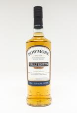 Spirits-Whiskey-Scotch-Single-Malt Bowmore Vault Edition First Release Scotch 750ml