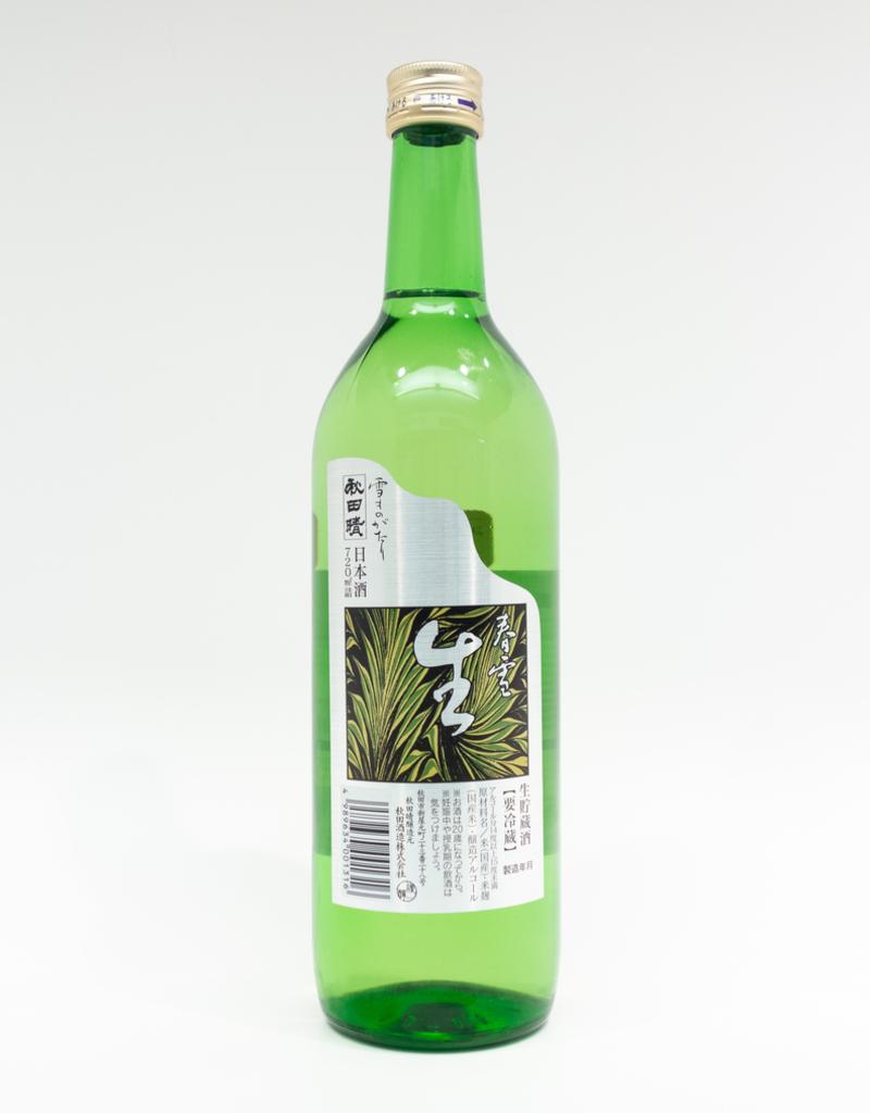 Sake Akitabare Shunsetsu Nama Chozo Sake 720ml