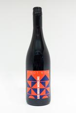Wine-Red-Light Les Deux Moulins Pinot Noir Vin de France 2017