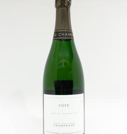 "Wine-Sparkling-France-Champagne Bereche ""Cote"" Champagne AOC Grand Cru Mesnil Sur Oger Blanc de Blancs 2005"