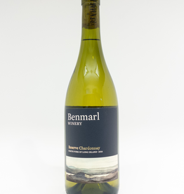 Wine-White-Round Benmarl Winery Reserve Chardonnay North Fork 2016