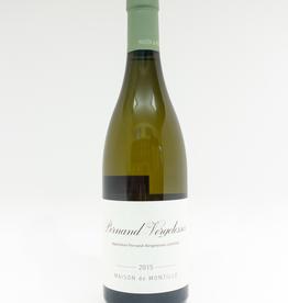 Wine-White-Round Maison de Montille Pernand-Vergelesses AOC 2015