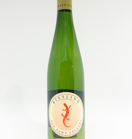 Wine-White-Round Red Newt Riesling Finger Lakes 'Circle' 2017