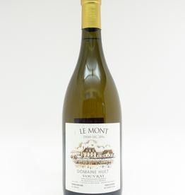 Wine-White-Round Domaine Huet Vouvray Demi-Sec Le Mont Vineyard 2016
