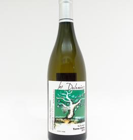 Wine-White-Round Les Dolomies Savagnin Vin de France 'Terra Links' 2015