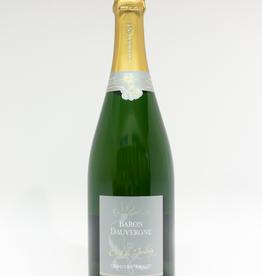 Wine-Sparkling-Champagne Baron Dauvergne Champagne AOC 'Cuvee Oeil de Perdrix' Brut NV