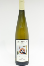Wine-White-Round Josmeyer Pinot Gris Le Fromenteau Alsace AOC 2012