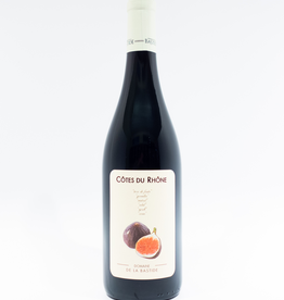 Wine-Red-Lush Domaine de la Bastide Cotes du Rhone AOC 'Figue' Rouge 2018