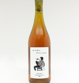 Wine-Orange/Skin-fermented Liten Buffel De la Terre Pour la Winediva Niagara Escarpment 2017