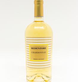Wine-White-Round Redentore Chardonnay Delle Venezie IGT Senza Solfiti 2016
