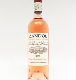 Wine-Rose Domaine La Bastide Blanche Rose Bandol AOC 2018