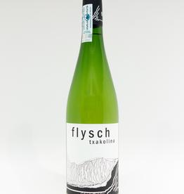 Wine-White-Crisp Bodega Gorosti 'Flysch' Getariako-Txakolina DO 2018