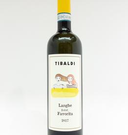 Wine-White-Round Tibaldi Langhe Favorita DOC 2017