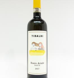 Wine-White-Round Tibaldi Roero Arneis DOCG 2017