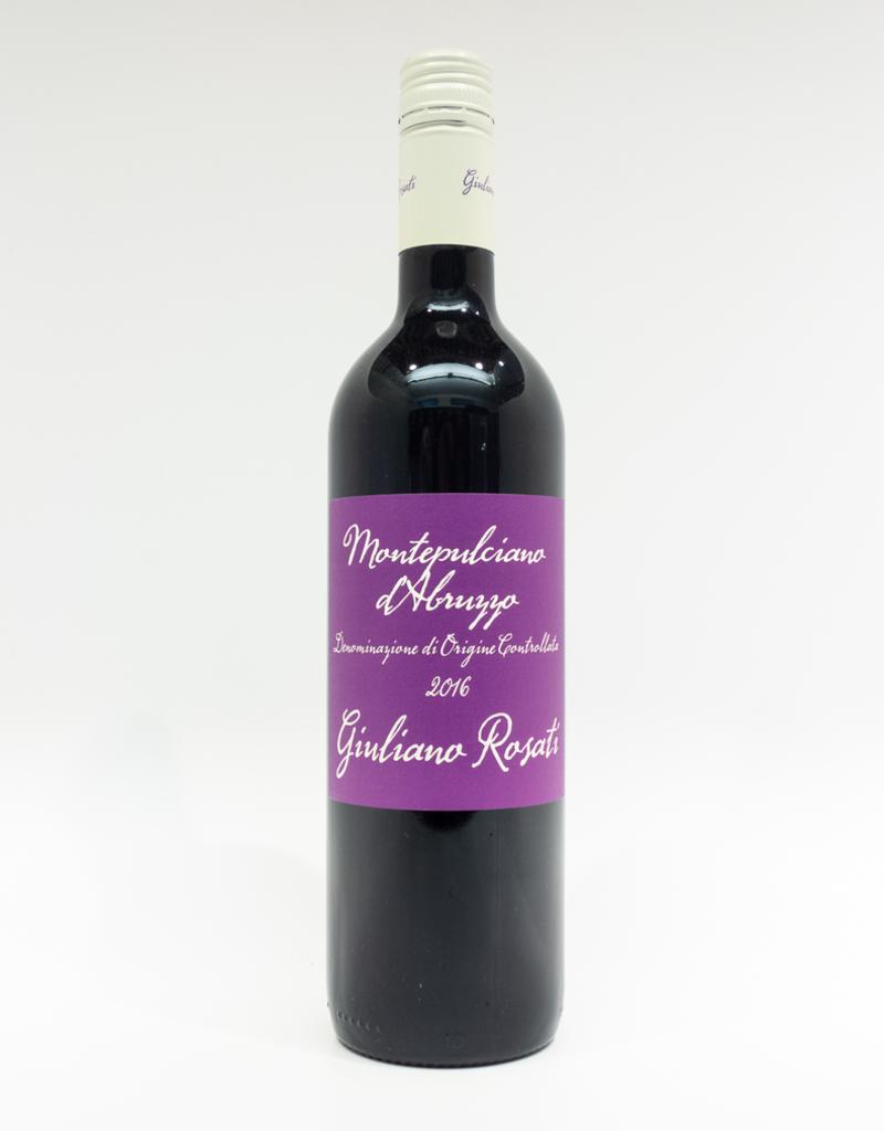 Wine-Red-Lush Giuliano Rosati Montepulciano d'Abruzzo DOC 2016