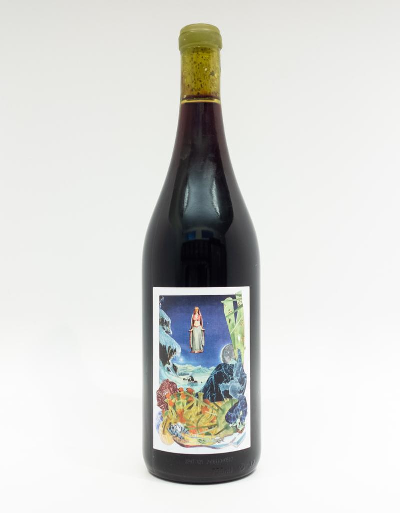 Wine-Red-Light Liten Buffel Faucheaux Cabernet Sauvignon Seneca Lake 2017