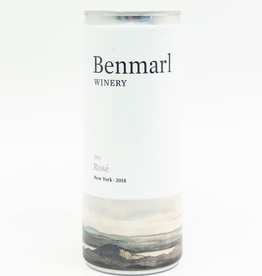Wine-Rose Benmarl Dry Rose New York 2018 Can 250ml