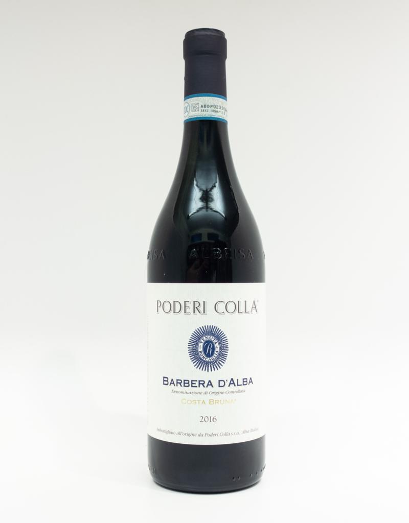 Wine-Red-Lush Poderi Colla Costa Bruna Barbera d'Alba DOC 2016