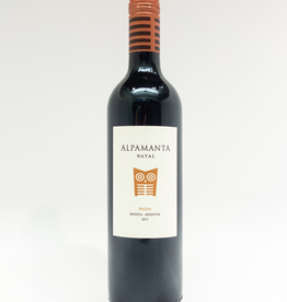 Wine-Red-Big Alpamanta Malbec Mendoza 2017