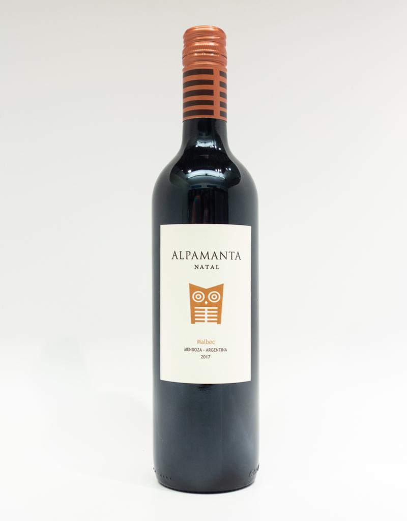 Wine-Red-Big Alpamanta Malbec Mendoza 2017