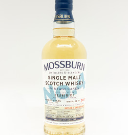 Spirits-Whiskey-Scotch-Single-Malt Mossburn #4 Teaninich 10 Year Old 2007 Highland Single Malt Scotch Whisky 750ml