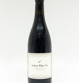 Wine-Red-Lush Salem Wine Co. Pinot Noir Eola-Amity Hills 2017