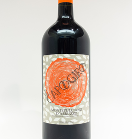Wine-Red-Lush Capogiro Montepulciano d'Abruzzo DOC 2016 1.5L