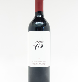 Wine-Red-Big Tuck Beckstoffer Wines 'The Seventy Five Wine Company' Cabernet Sauvignon California 2017