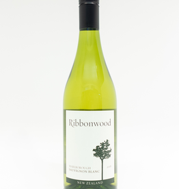 Wine-White-Crisp Ribbonwood Sauvignon Blanc Marlborough 2018