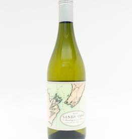Wine-White-Crisp Sandy Cove Sauvignon Blanc Marlborough 2019