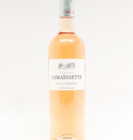 Wine-Rose Domaine Camaissette Rose Coteaux d'Aix en Provence AOP 2018