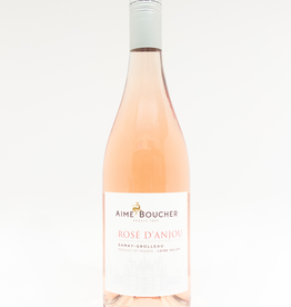 Wine-Rose Aime Boucher Rose d'Anjou AOP 2018