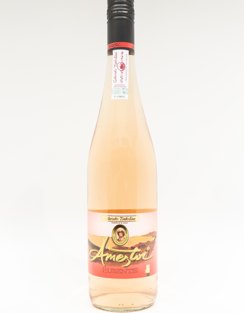 Wine-Rose Ameztoi 'Rubentis' Rose Getariako Txakolina DO 2018