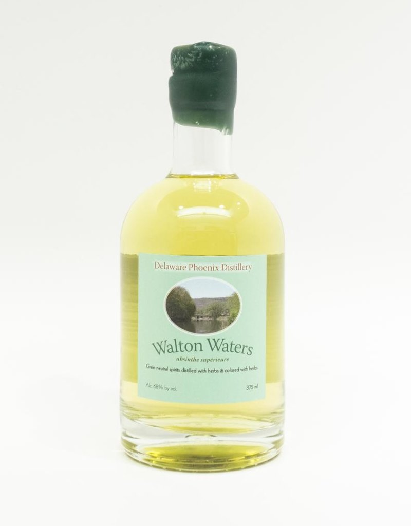 Spirits-Aperitif Delaware Phoenix Distillery Absinthe Superieure 'Walton Waters' 375ml