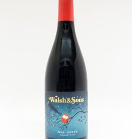 Wine-Red-Big Walsh & Sons 'Felix' Syrah Margaret River 2016