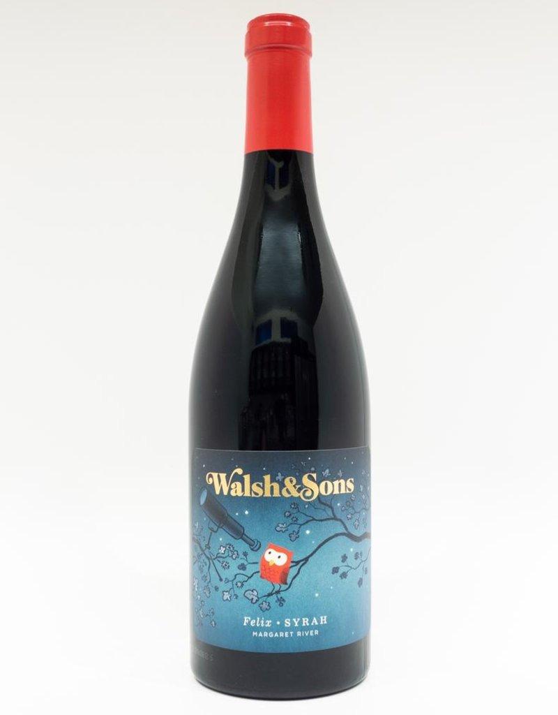 Wine-Red-Big Walsh & Sons 'Felix' Syrah Margaret River 2016