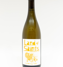 Wine-White-Round Land of Saints Chardonnay Santa Barbara 2016