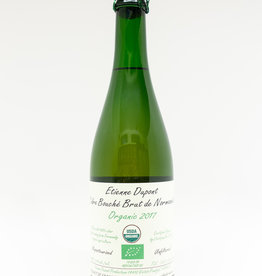 Cider-World-France Domaine Dupont Cider Organic 2017
