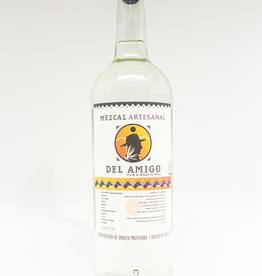 Spirits-Mezcal Del Amigo Mezcal 1L