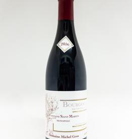 Wine-Red-Lush Domaine Michel Gros Bourgorgne Hautes Cotes de Nuits Fontaine Saint Martin 2016