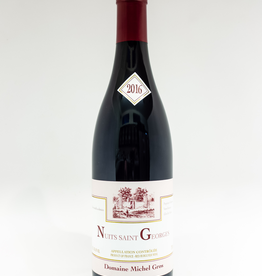 Wine-Red-Lush Domaine Michel Gros Nuits Saint Georges AOC 2016