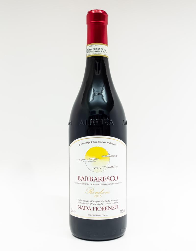Wine-Red-Big Nada Fiorenzo Barbaresco DOCG Rombone 2015