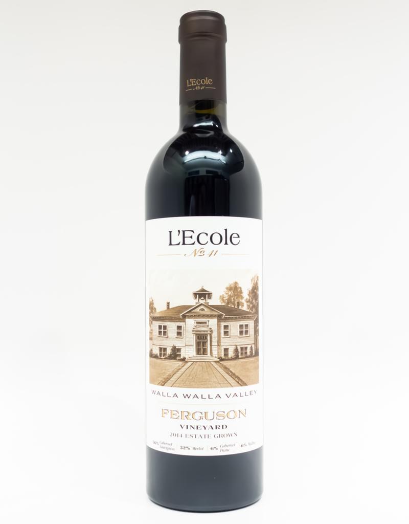Wine-Red-Big L'Ecole No 41 Ferguson Vineyard Walla Walla Valley 2014
