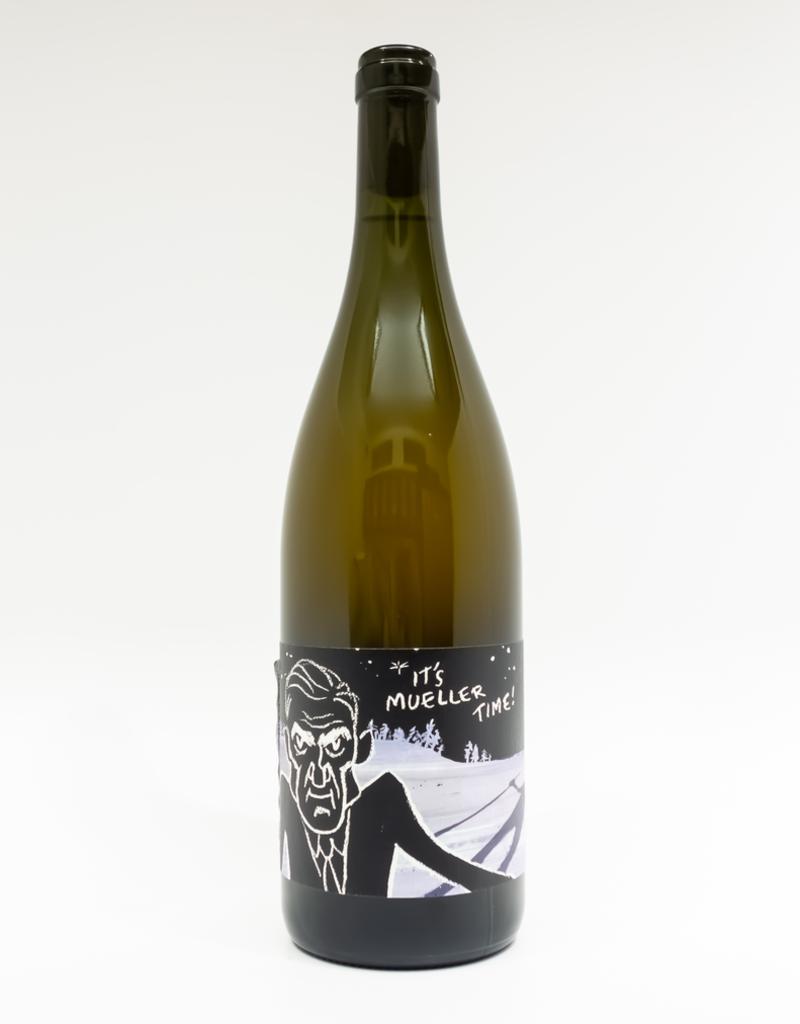 Wine-Orange/Skin-fermented Jan Matthias Klein Muller Thurgau 'Mueller Time' 2018