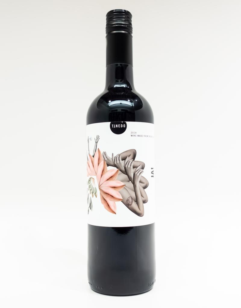 Wine-Red-Lush Bodegas Tinedo 'Ja!' Tempranillo Vino de la Tierra de Castilla 2018