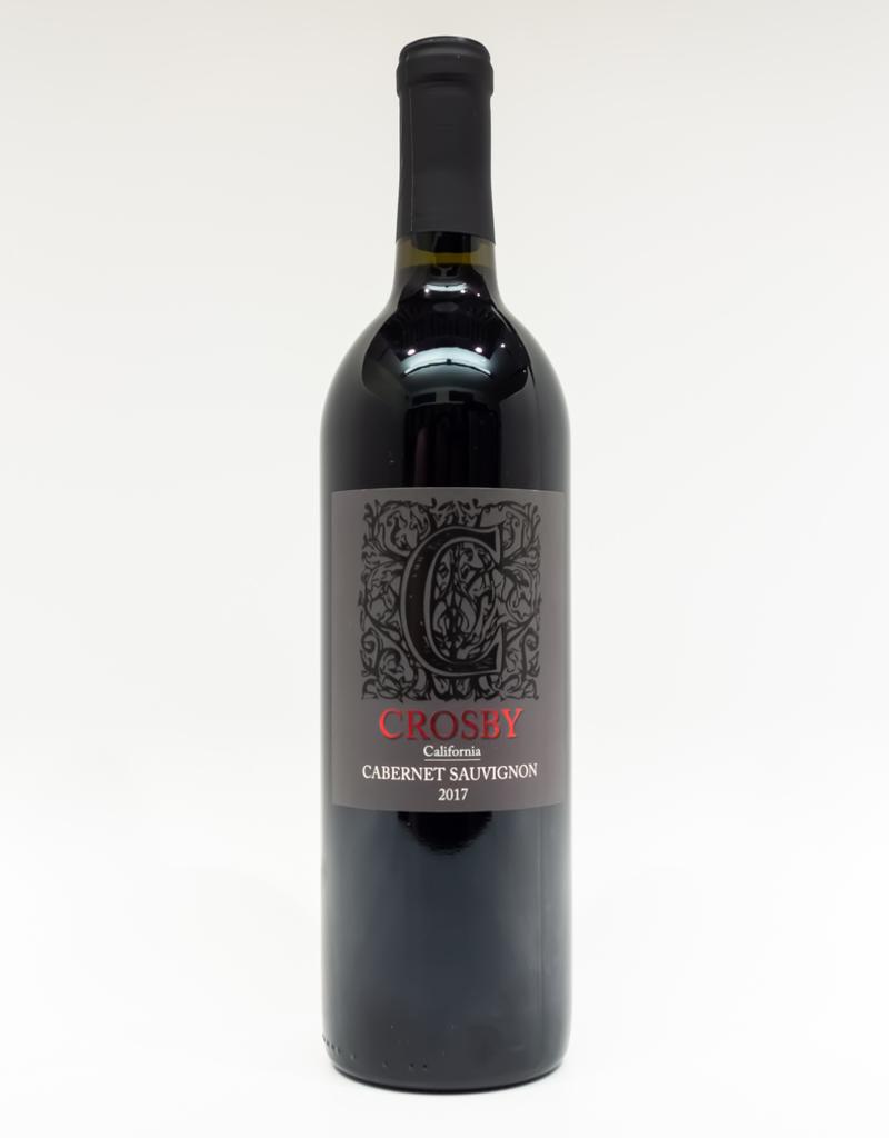 Wine-Red-Lush Crosby Cabernet Sauvignon California 2017