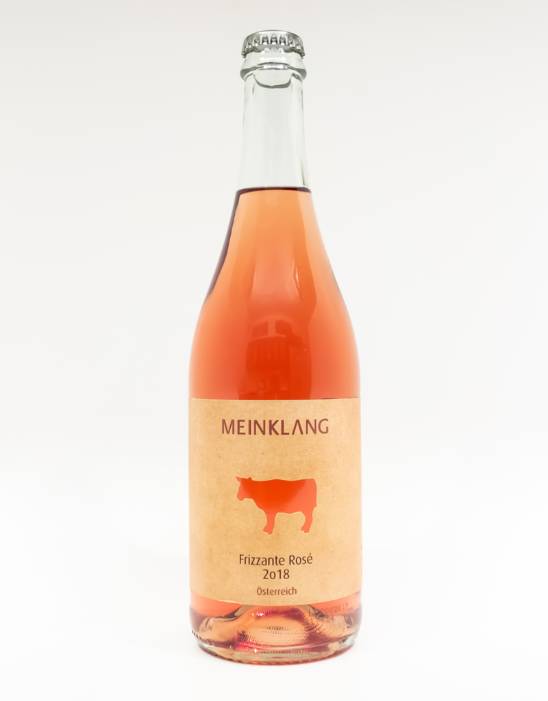 Wine-Sparkling-Other Meinklang Frizzante Rose Burgenland 2018