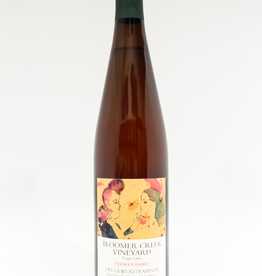 Wine-Orange/Skin-fermented Bloomer Creek Vineyard Skin-fermented Dry Gewurztraminer 'Tanzen Dame' Finger Lakes 2018