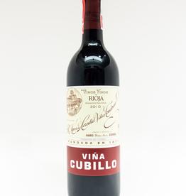 Wine-Red-Lush R. Lopez de Heredia Vina Cubillo Rioja DOCa Crianza 2010